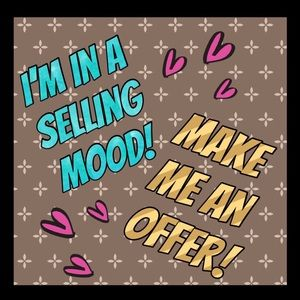 📣📣Make me an offer I can't refuse📣📣